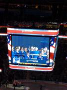 Video 2017 CV Sings National Anthem at St. Louis Blues