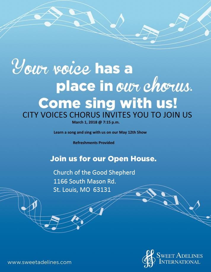 City Voices OPEN HOUSE